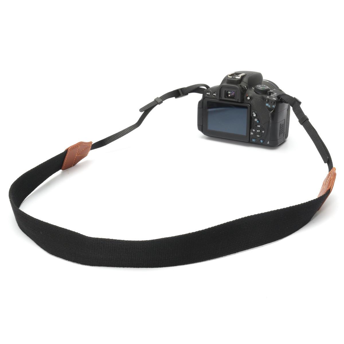 Alça de Pendurar Ajustável Antiderrapante Universal para Câmera DSLR