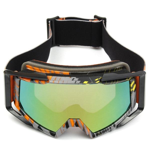 Motocross Goggles Motorfiets Helm Winddicht Glazen Sport Race Cross Country Off Road ATV SUV