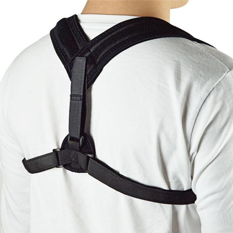 Free Size Unisex Adjutable Posture Corrector Hunchbacked Support Correction Brace Belt Pain Relief