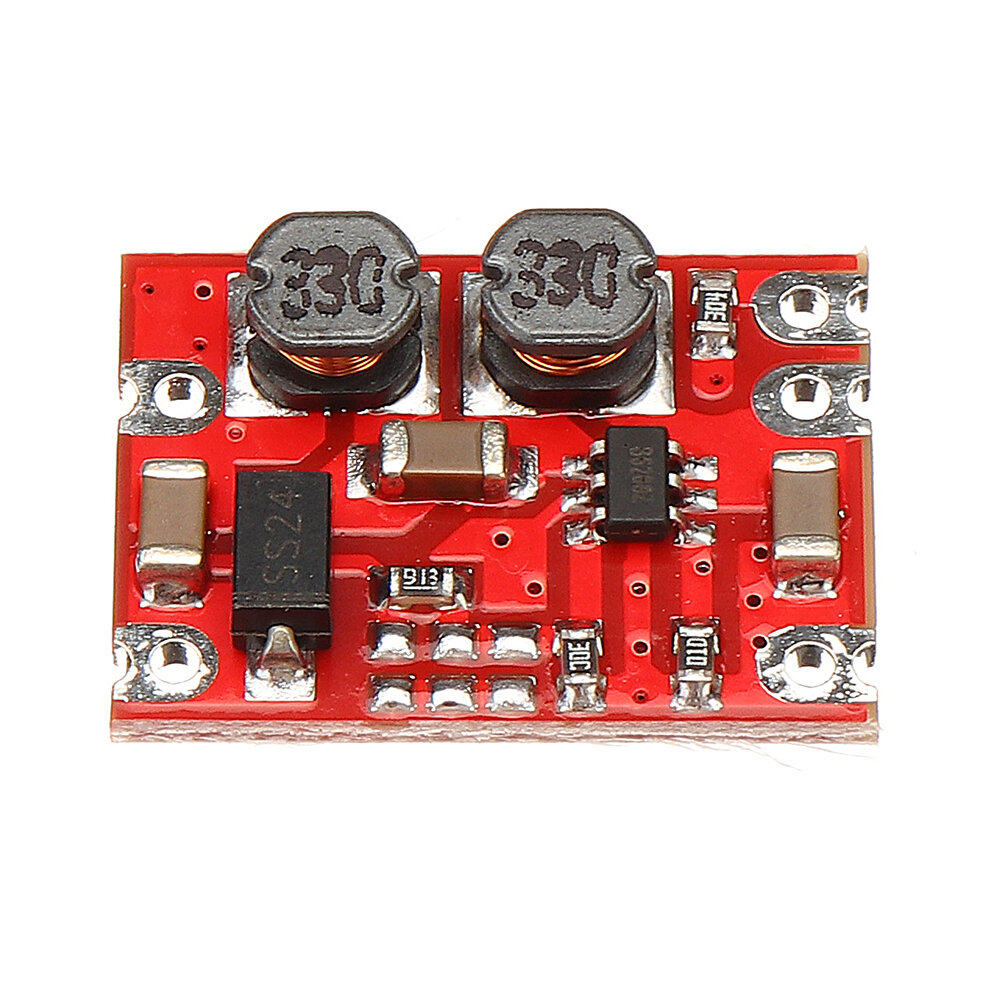 5pcs DC-DC 2.5V-15V à 3.3V Sortie fixe automatique Buck Boost Step Up Step Down Module d'alimentation pour Arduino