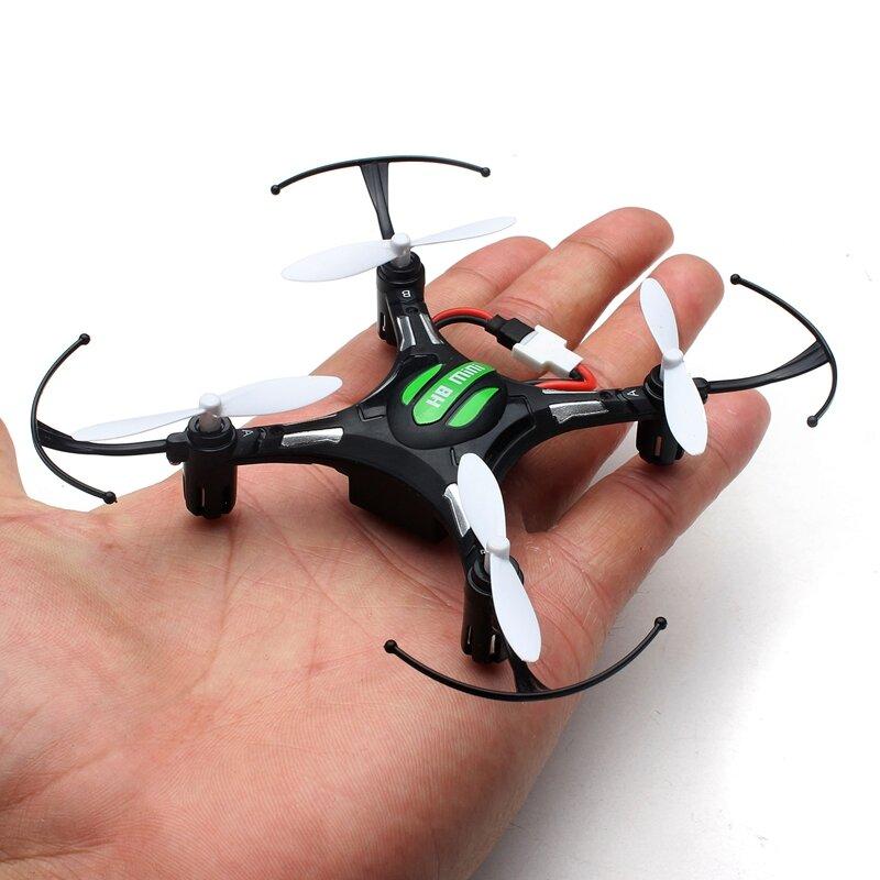 Eachine H8 Mini Modo sem Cabeça 2,4G 4CH 6 Eixos RC Drone Quadricóptero RTF