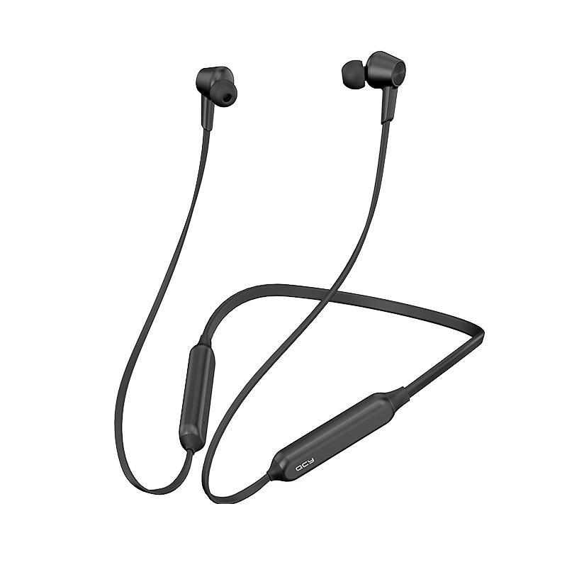 QCY L2 Drahtloser Bluetooth 5.0-Kopfhörer-Nackenbügel ANC Noise Cancelling IPX4 Wasserdichter Stereo-Sportkopfhörer mit Mikrofon von xiaomi Eco-System