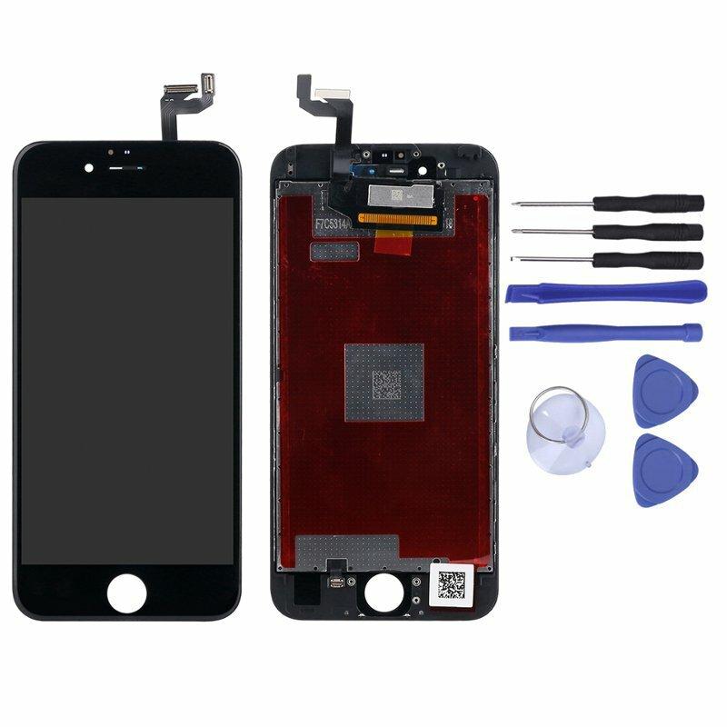 Bakeey Asamblea completa LCD pantalla + reemplazo de pantalla táctil digitalizador con reparación herramientas para iPhone 6s