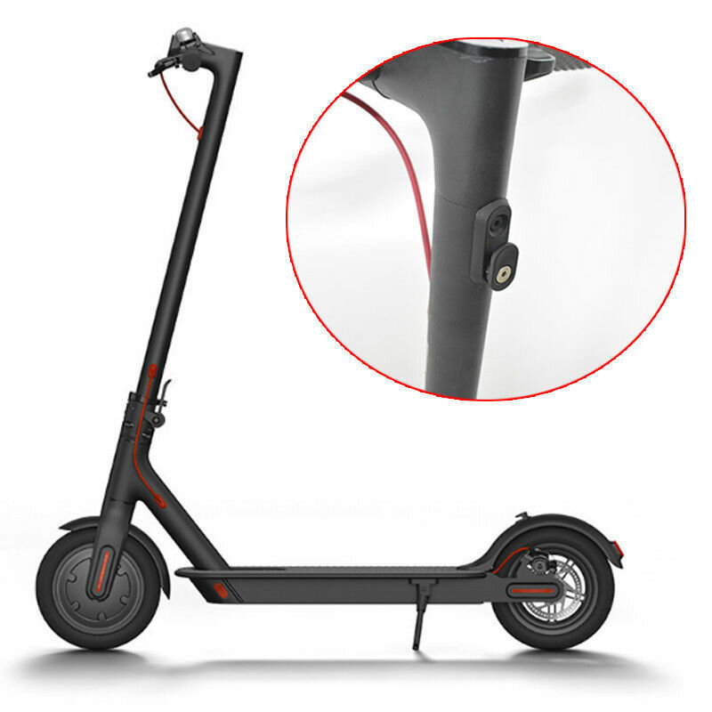 BIKIGHT 1pc DIY Kick Scooter Modification Lock Front Latch for Xiaomi Mijia M365 Electric Scooter