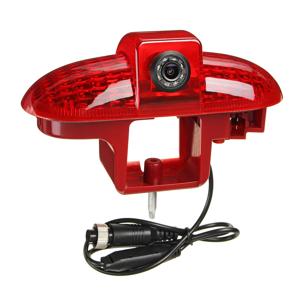 Car LED High Mount Stop Lamp 3RD Brake Light with Rear View Camera for Renault Trafic 2001-2014 European Type