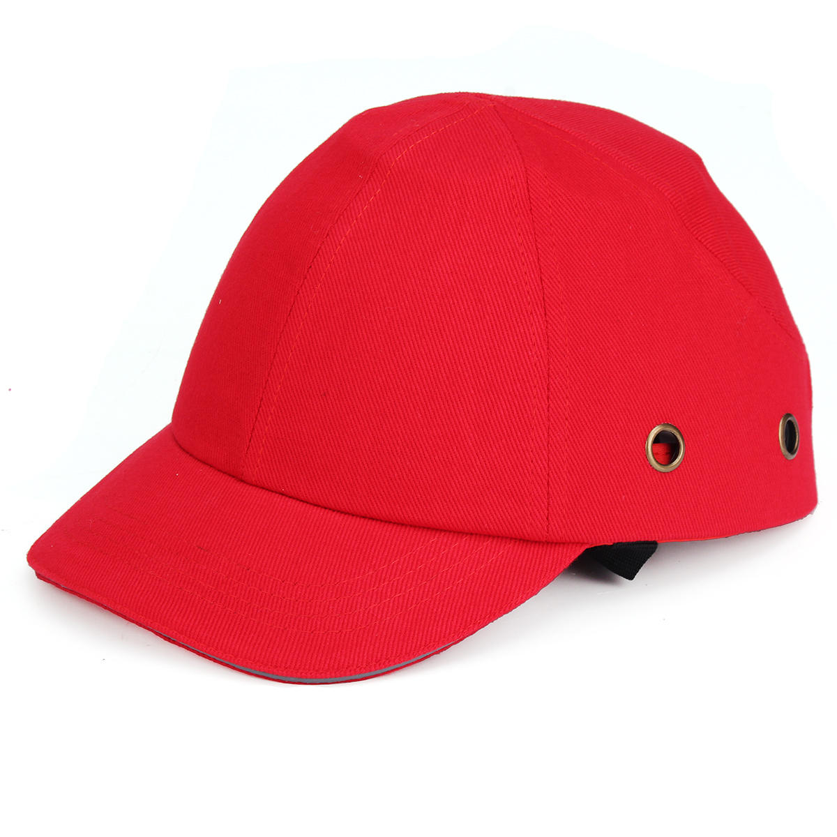 Half Face Helm Baseball Style Hart Hut Vent Coole Schutz Bump Cap Safety Workwear