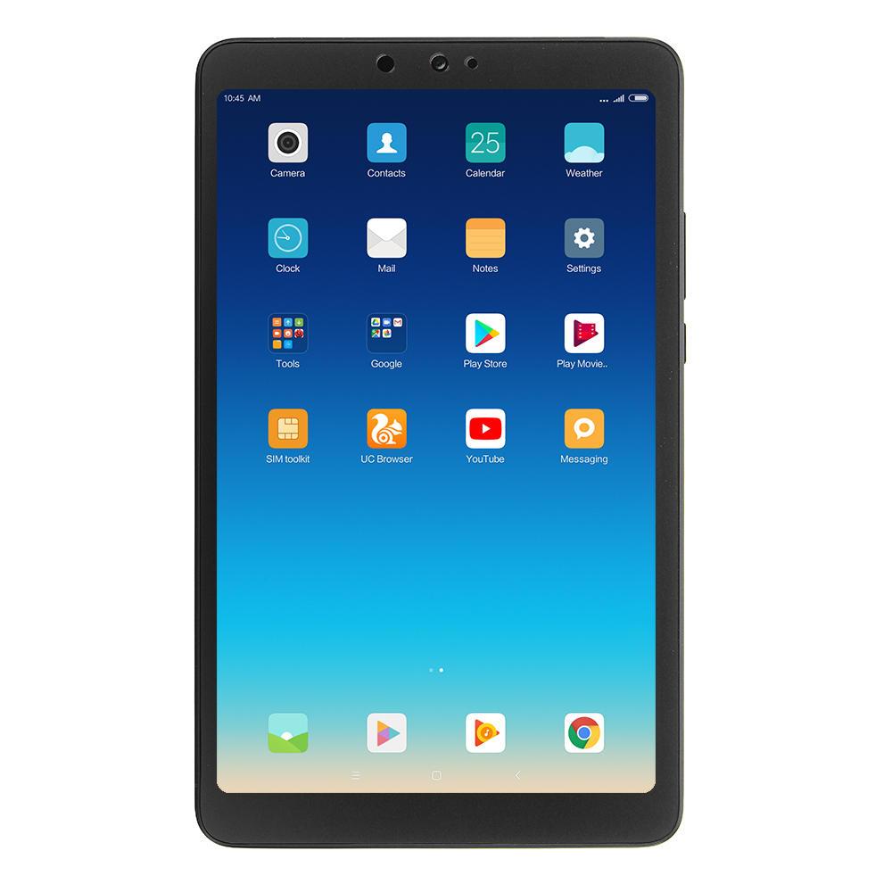 "XIAOMI Mi Pad 4 4G + 64G WiFi ROM Global Original Caixa Snapdragon 660 8 ""MIUI 9 OS Tablet PC"