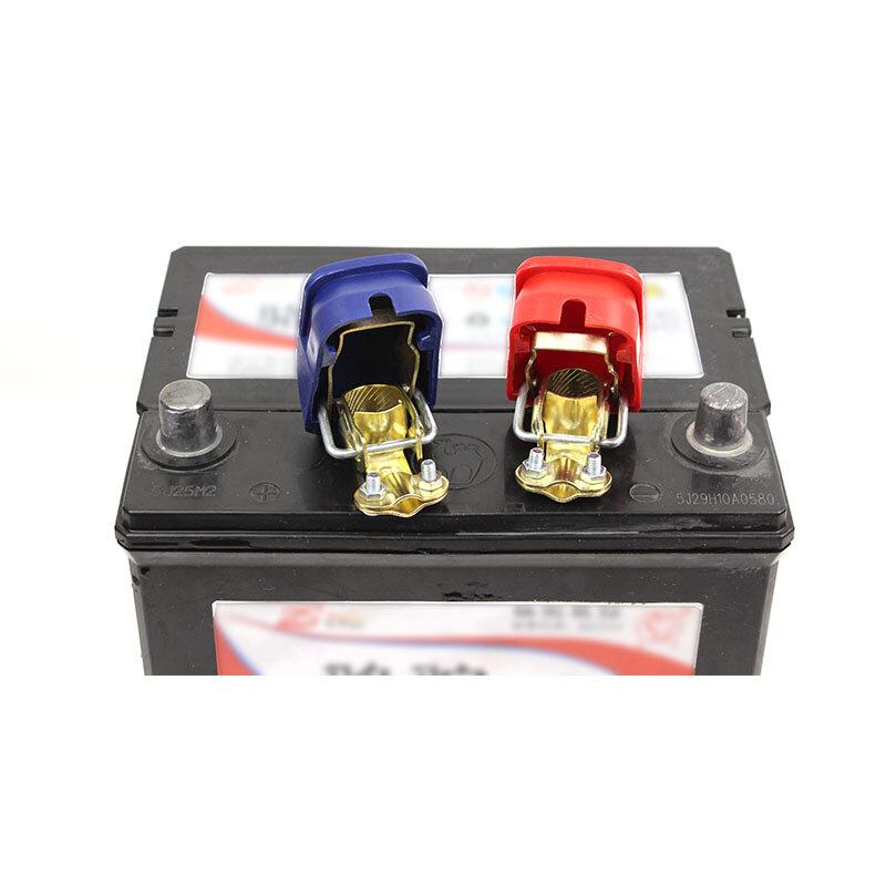 FOXSUR Universial-autobatterij Quick Pull-connector Schakelkopklem Afneembare kabelklemclip