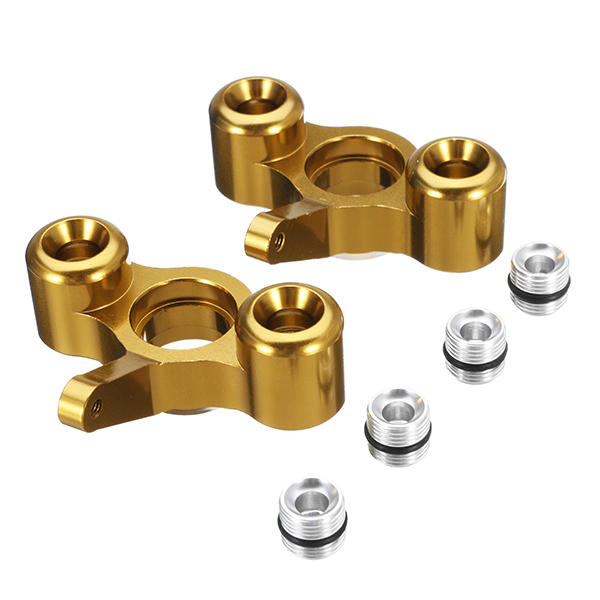 1/10 RC Car Upgrade Metal Accessories Steel Ring Knuckle for JLB Racing CHEETAH 2pcs EA1003