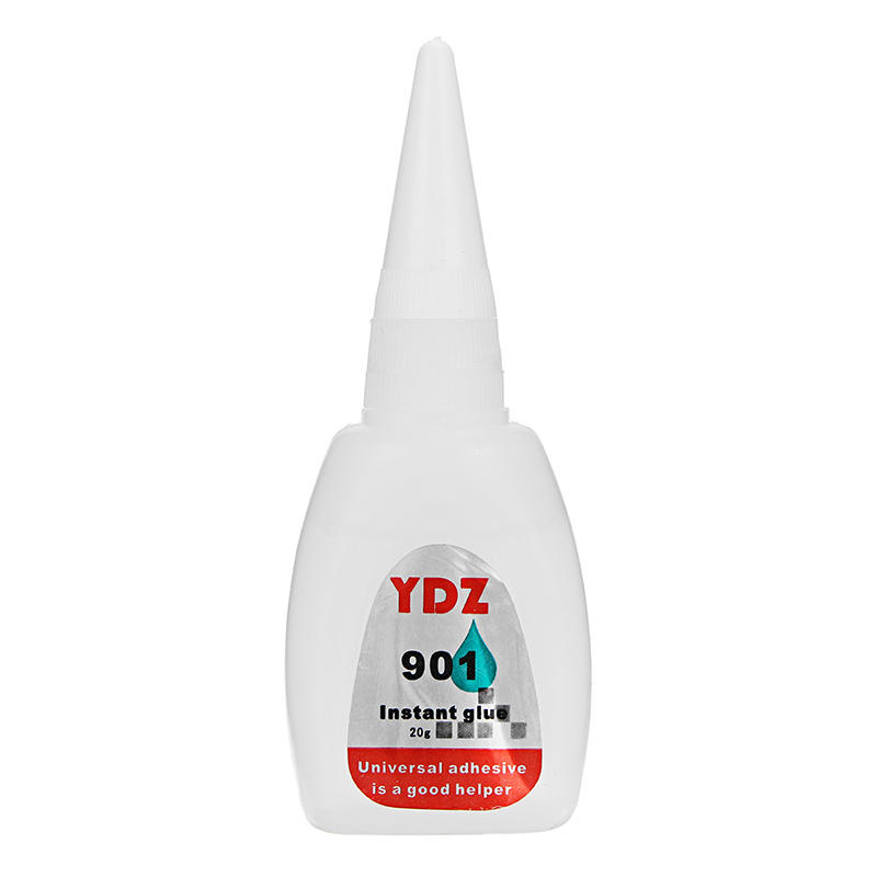 YDZ-806 EPDM Adhesive TPU Silicone PU Glue Instant Quick Drying Glue 20g