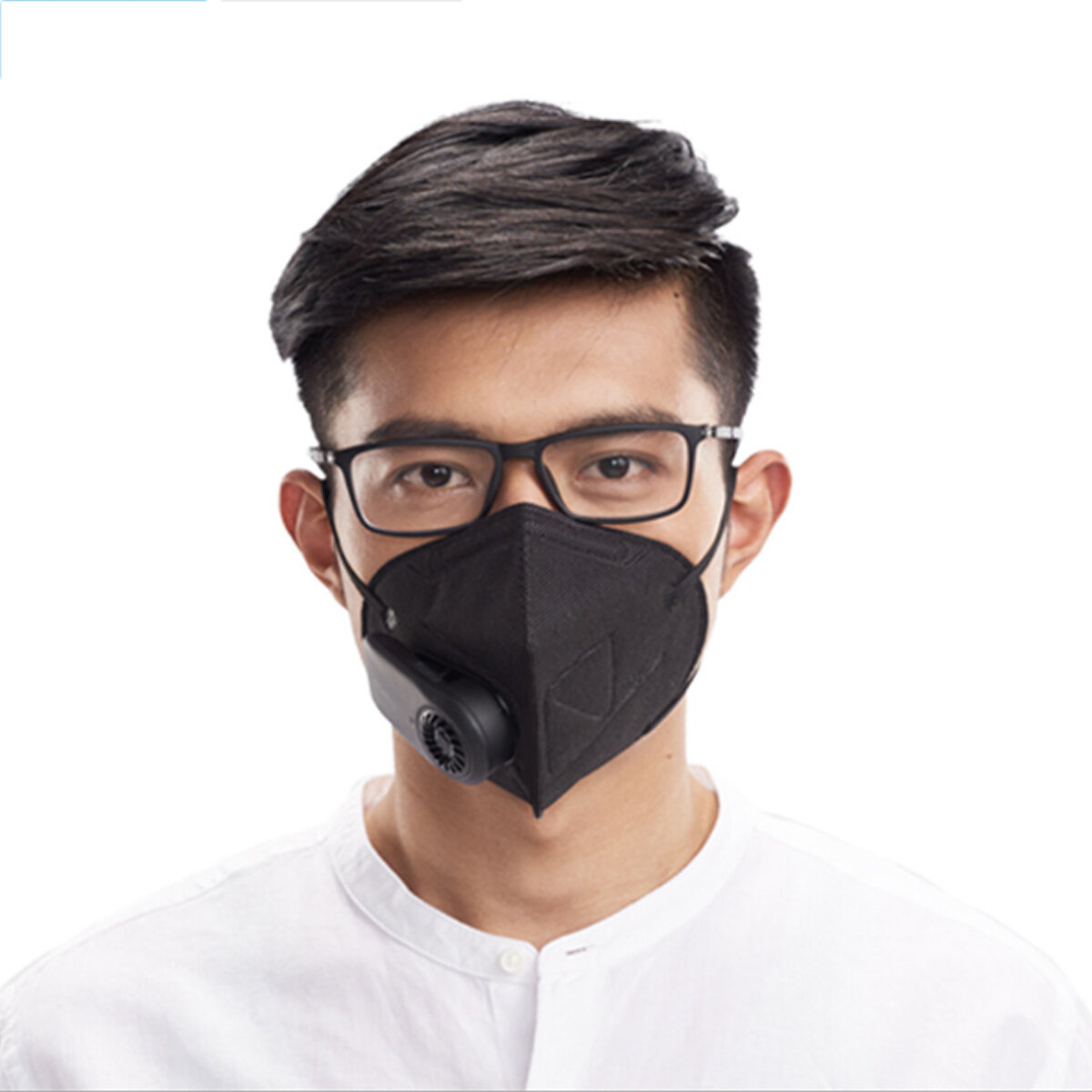 Filter From Pollution Respirator Mask Face Xiaomi Air Dust Youpin Anti Pm2 Smoke 5 Purely