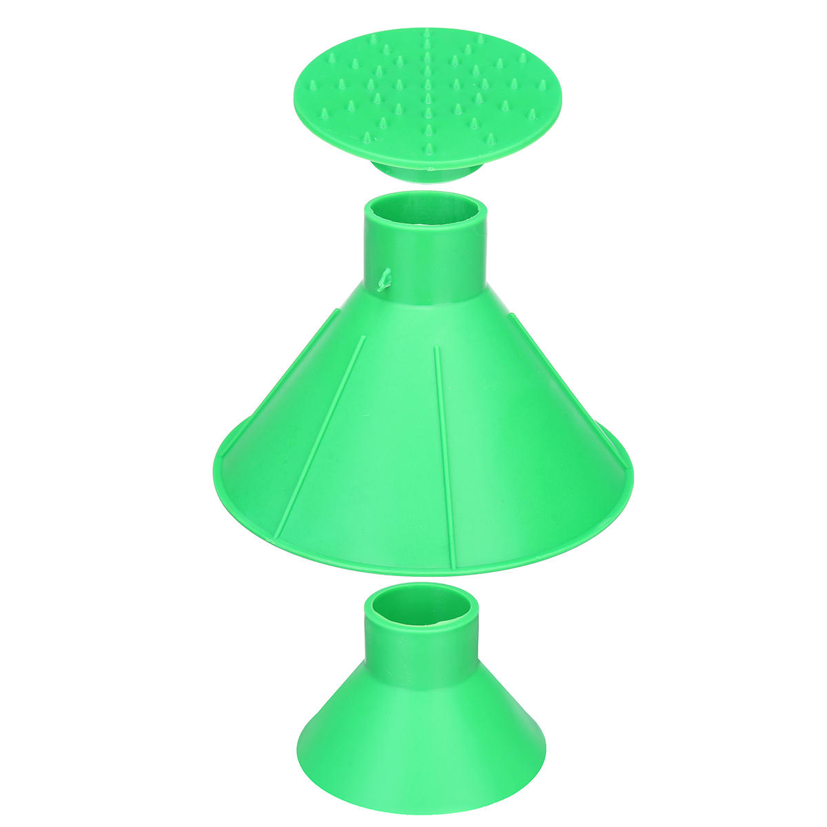 Magical Car Windshield Ice Scrapers Tool Cone Shaped Outdoor Funnel Remover Snow