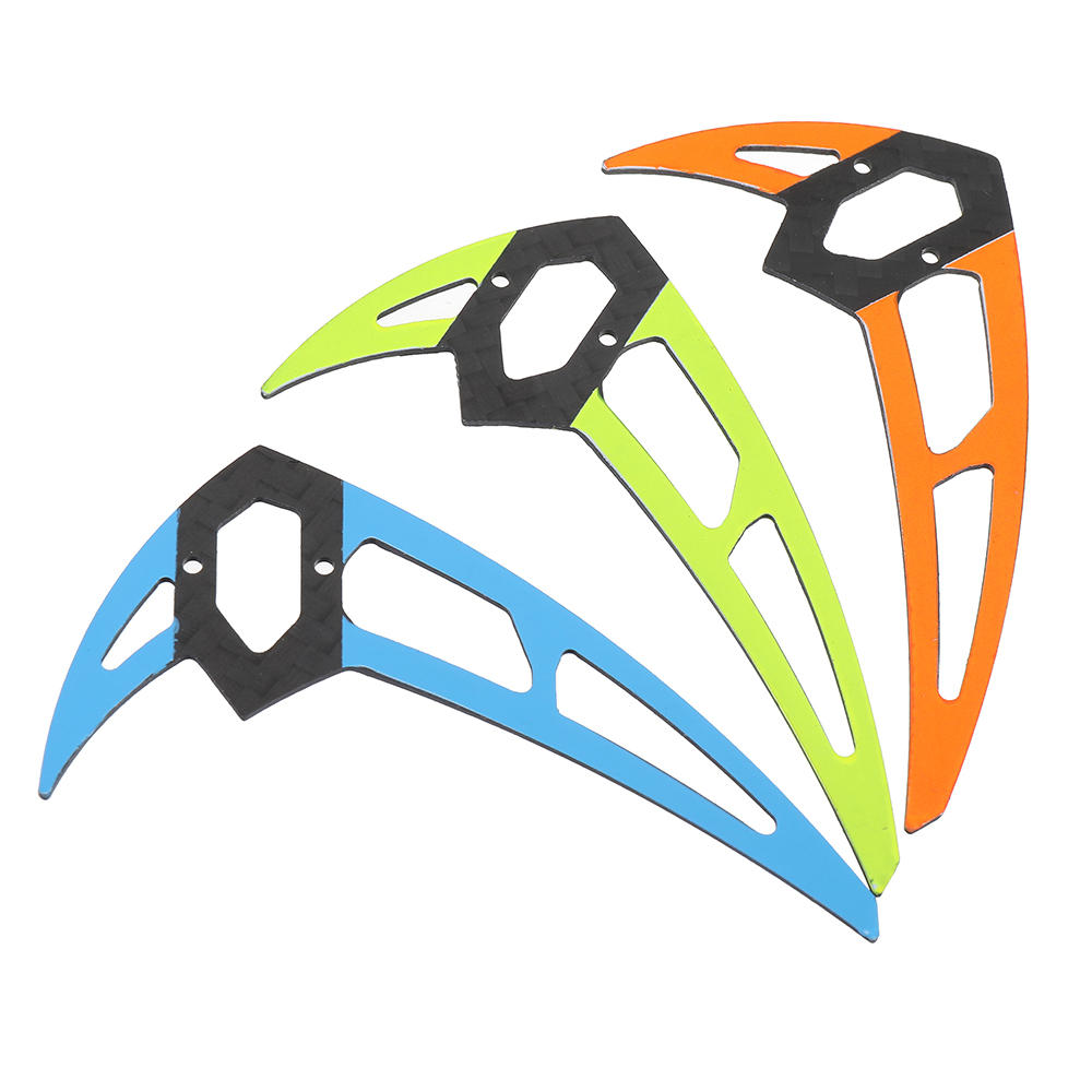 2 sztuk OMPHOBBY M2 RC Helicopter Parts Tail Blade