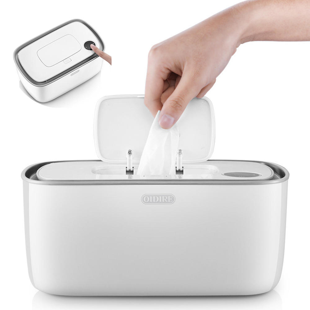 Yoice ODI-JRQ2 Constant Temperature Baby Wipes Heater LED Real-time Display One-button Adjustment of Temperature  Household Portable