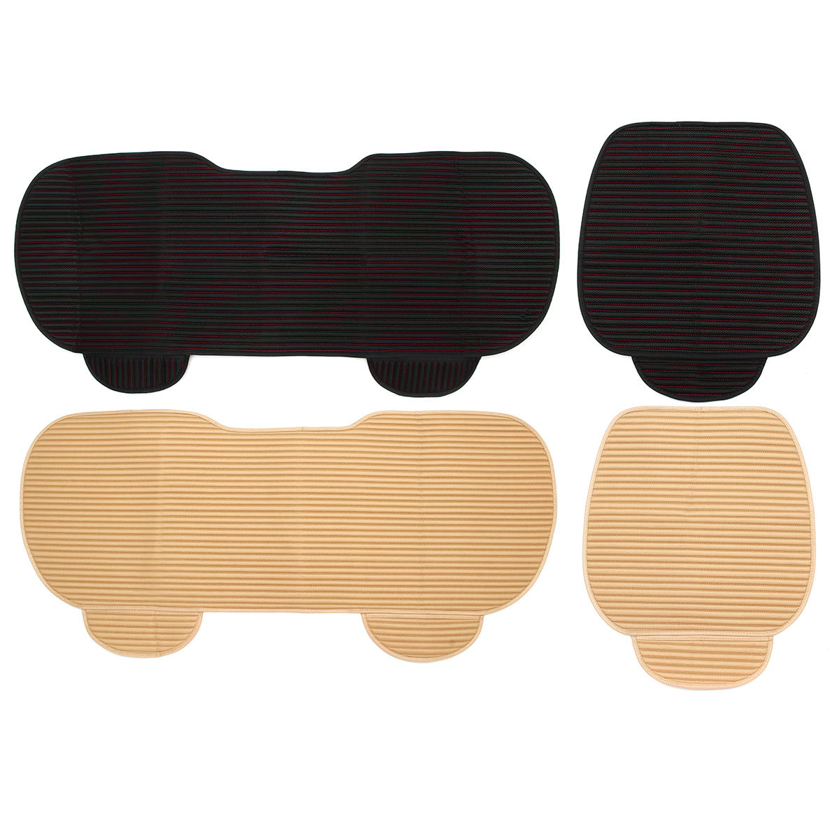 Universal Front/Rear Car Seat Cover Breathable Mat Comfortable Seat Cushion