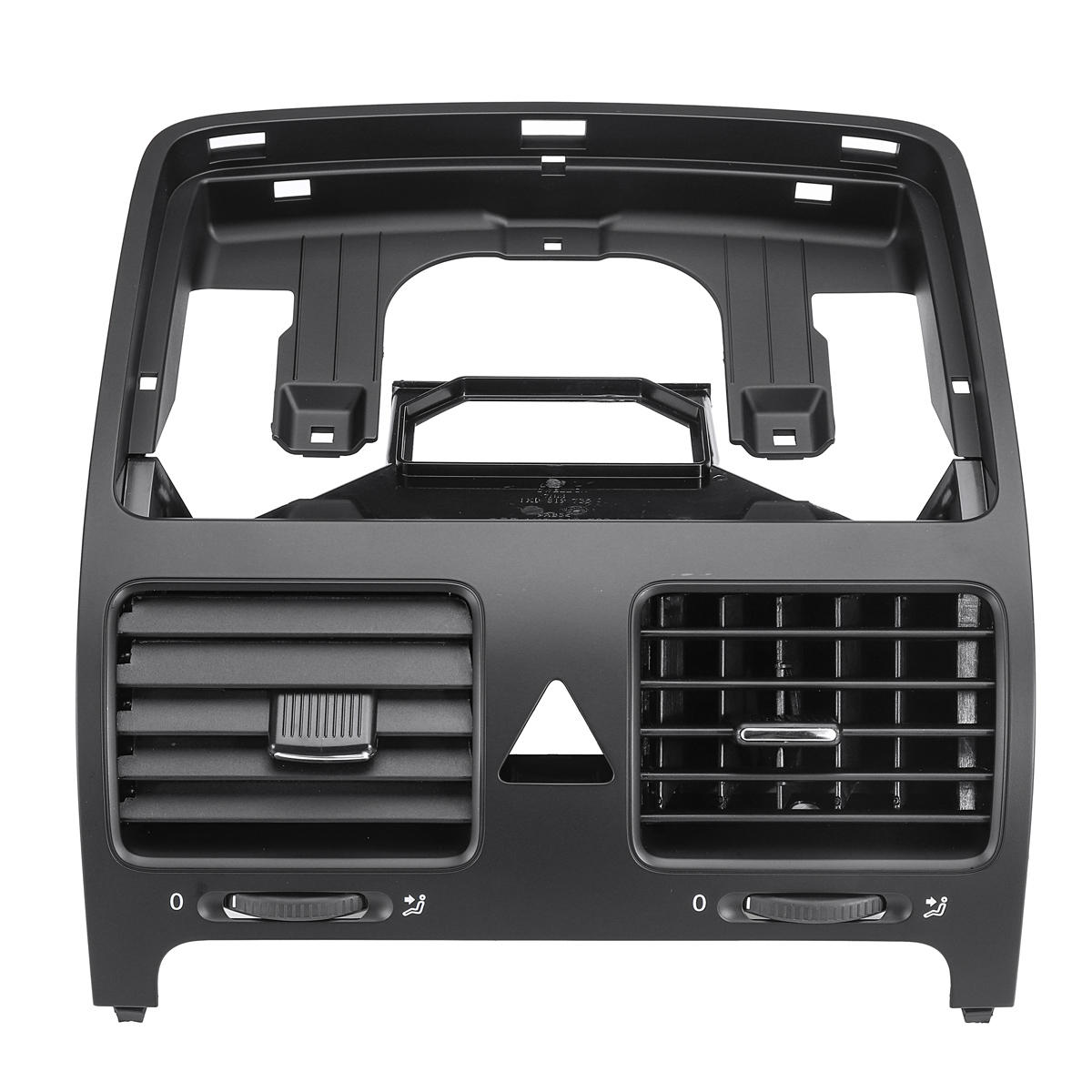 Central Air Outlet Vent Grill For VW JETTA MK5 GOLF MK5 RABBIT