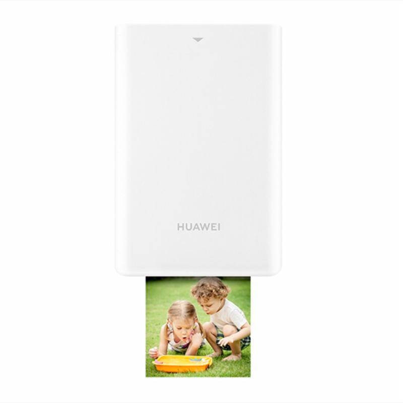 Original Huawei Zink Photo AR Drucker 300dpi Honor Mini Pocket Drucker Bluetooth 4.1
