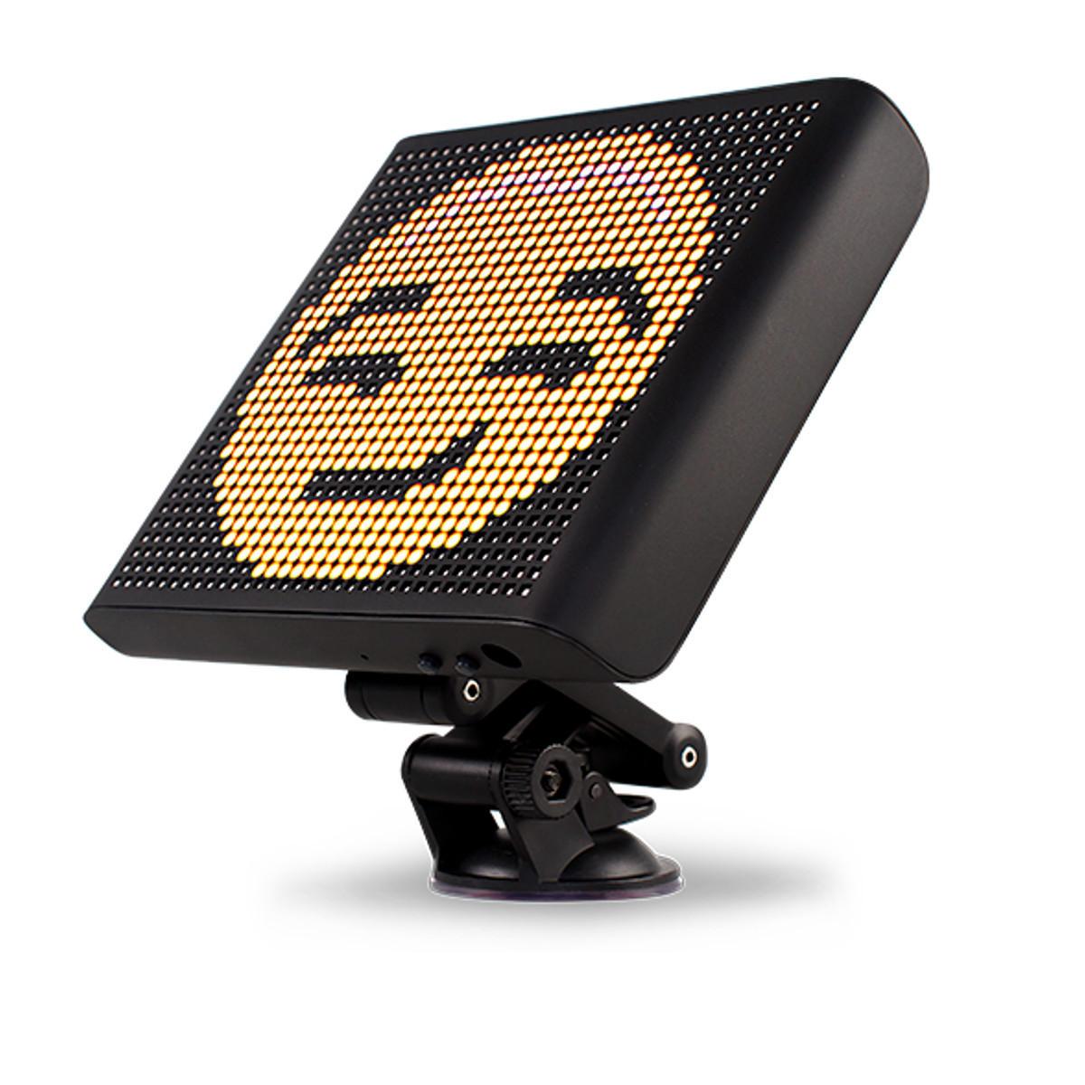Emoticon LED Display auto app bluetooth full color 12V schermo schermo regolabile per IOS Android