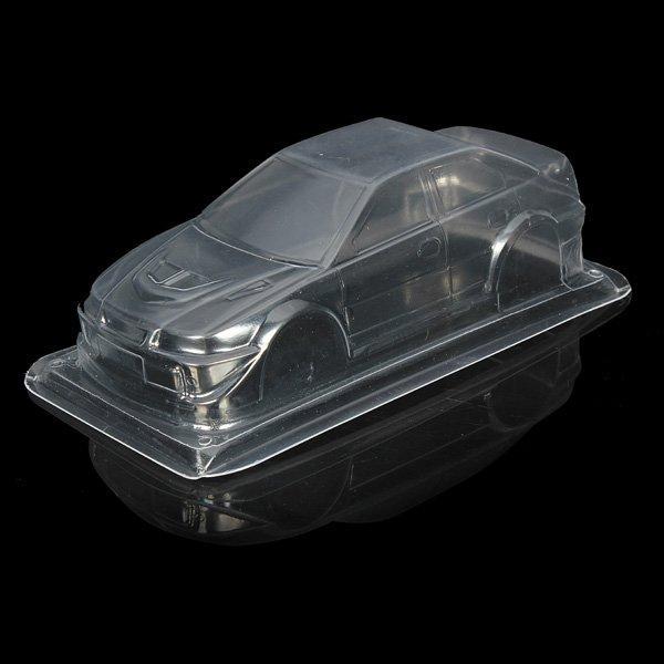 SINOHOBBY Mini-Q3 90mm PC Cover Trasparente Parti RC Deriva V28-065TS