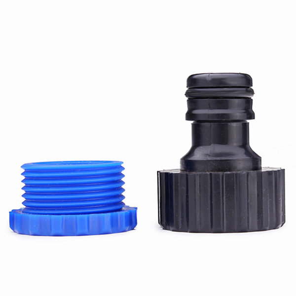 1/2 And 3/4 Inch General Garden Faucet Water Hose Tap Connector Fitting