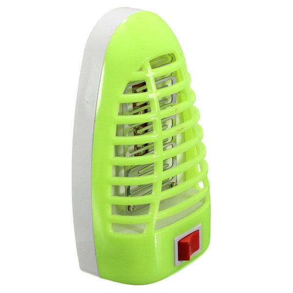 Mosquito eletrônico 110-220v uv assassino de inseto luz ultravioleta LED anti electrocutador de insectos de mosca
