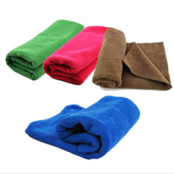 33x65cm Colorful Car Cleaning Wash Microfiber Towel