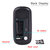 AUN Mini Mouse 2.4G Wireless Remote Control for PC Android TV Box Computer Android Projector ZP001