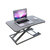 """BAIZE 29""""x18"""" Heigh Adjustable Standing Desk sit to stand Laptop"""