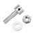 3mm/3.17mm Aluminum Bullet Prop Adapter Propeller Holder Propeller Spinner For RC Airplane 6mm Brushless Motor Prop
