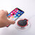 Bakeey 10W Fast Charging Ultra-Thin Wireless Charger Pad Base For iPhone X XS HUAWEI P30 Oneplus 7 XIAOMI MI 9 S10 S10+