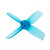 4 Pairs Gemfan Hulkie 2036 2x3.6x4 4-blade Propeller for 1105 1106 1108 RC Drone FPV Racing Brushless Motor