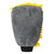 Waterproof Car Cleaning Glove Microfiber Chenille Coral Velvet Wash Tool Elastic Cuffs Washing Brush