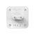 BlitzWolf® BW-LT14 Sensore di luce Smart plug-in LED Luce notturna con doppia ricarica USB presa di corrente