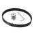 Machifit No Power Mandrino Assemblaggio Accessori tornio piccolo Taglio Cintura JTO / B10/B12/B16 Set mandrini