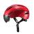 ROCKBROS Casco per bicicletta Occhiali regolabili Casco protettivo ultraleggero Casco per bici da ciclismo