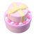 Bow-knot Double Cake Squishy 9CM Jumbo With Packaging Collection Gift