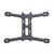 Plateau inférieur de bras GEPRC pour kit de cadre 2/3 pouces GEP-CX pour drone RC FPV