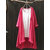 Women Ethnic Style Embroidery Sleeve Solid Color Long Cardigans