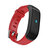 XANES® TB01 2-in-1 Bluetooth Headset Smart Watch 0.96'' Single Touch Color Screen IP67 Waterproof Heart Rate Monitor Fitness Sports Smart Bracelet
