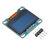 Arduino用0.96インチ4ピンブルーイエローIIC I2C OLEDディスプレイモジュールGeekcreit-公式Arduinoボードで動作する製品