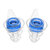 Noise Canceling Earplugs Supply Professional Soft Silica Gel for Concert Noise-proof Earplugs Swimming Earplugs