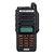 Baofeng UV9R-ERA Walkie Talkie 128 canais 9500mAh 10W VHF UHF handheld rádio em dois sentidos