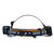 XANES 2606-6 2300LM 2*T6+2*XPE+2*COB Bike Bicycle Headlamp 8 Modes With 2*18650 Battery USB Interface