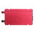 XUYUAN 4000W Solar Power Inverter DC 12/24V to AC 110/220V Modified Sine Wave Converter with LCD Screen for Car Home