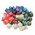 Dadi poliedrici 42set 6 set dadi multi-lato set con Borsa per gioco di ruolo gioco di ruolo MTG RPG MTG