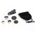 Bakeey 3 in 1 Universal Clip Aluminum Alloy Camera Lens 0.67 Wide Angel+180 Degree Fish Eye+Macro for ipad Mobile Phone Tablet