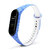 Colorful Pattern Watch Band Watch Strap Silicone Strap for Xiaomi Miband 4 Miband 3