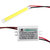 1W COB LED DIY Chip Board Panel Light 60x8mm with Power Supply Driver AC110-220V