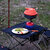 Naturehike 1.6L Folding Whistling Pot Pan With Silicone Lid Camping Picnic Tableware