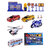 Multiple Styles Engineering Military Aviation Sanitation Fire Truck Car Diecast Model Toy Set for Kid Gift